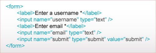 html4里写富表单