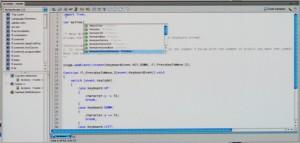 code hinting cs 5
